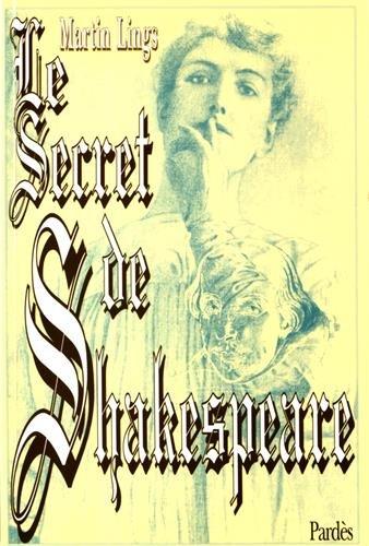 Secret de shakespeare (le)