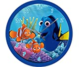 empireposter Wanduhr - Findet Dorie - Größe Ø24 - Kinderuhr Disney - Finding Dory - Nemo