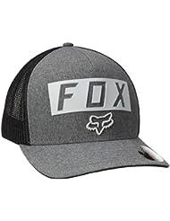 Casquette Flexfit Fox Moth Stacked Heather Graphite