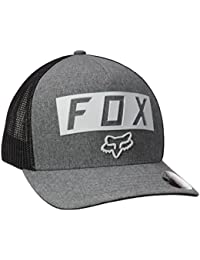 Casquette Flexfit Fox Moth Stacked Heather Graphite