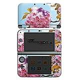 Nintendo New 3DS XL Case Skin Sticker aus Vinyl-Folie Aufkleber Gelini Gummibärchen Lila