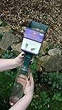 Abreuvoir et Mangeoire à Oiseaux Cuivré pour le Jardin 389 de Perky-Pet