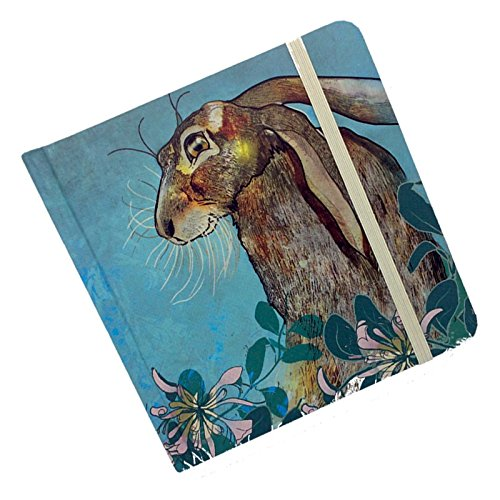 square-hardback-plain-paper-notebook-hares-by-shelly-perkins