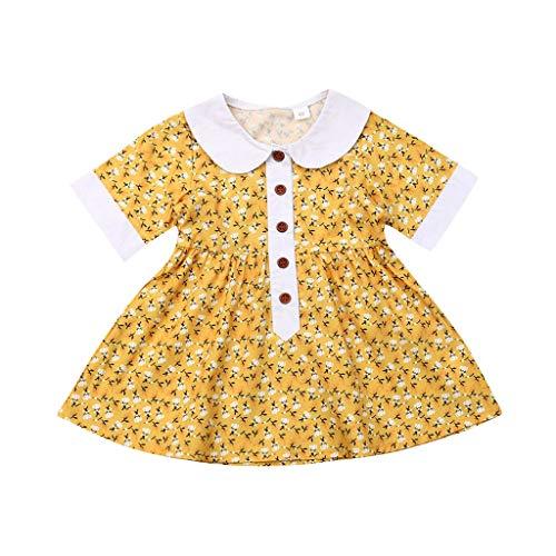Obestseller Festlich Mädchen Kleid für Kinder Prinzessin Spitzen Kleider Hochzeit Blumenmädchenkleid (Handgemachte Disney Prinzessin Kleider)