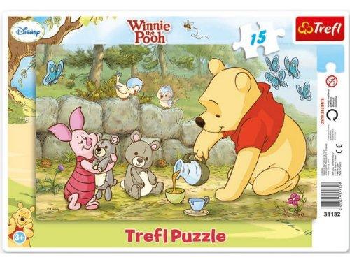 TREFL - Puzzle con Marco Winnie The Pooh de 15 Piezas (31132)