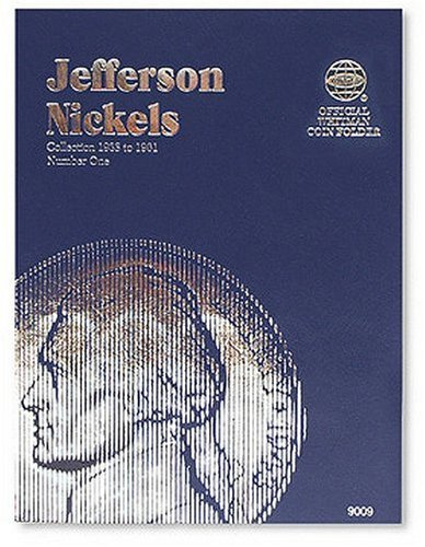 Jefferson Nickels: Collection 1938 to 1961 (Official Whitman Coin Folder) por Not Available