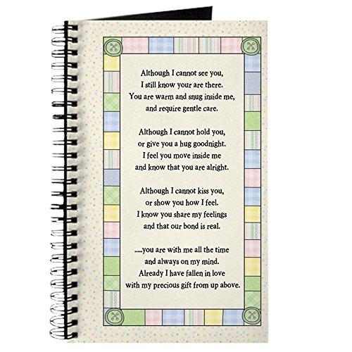 CafePress - Journal For The Mother To Be - Spiralgebundenes Tagebuch, persönliches Tagebuch, blanko