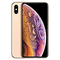 Apple iPhone Xs Max Without FaceTime - 64GB, 4G LTE, Gold