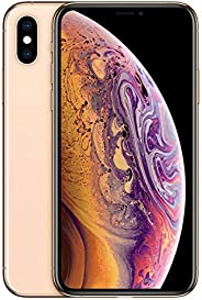 Apple Iphone XS With Facetime - 256 GB, 4G LTE, Gold, 4 GB Ram, Single Sim & E