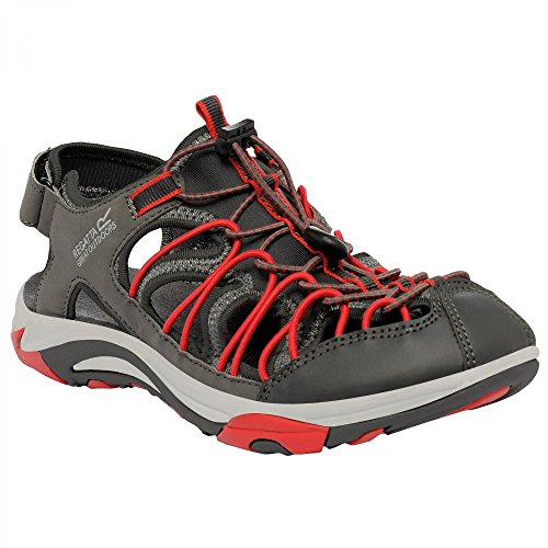 Regatta Lady Trellis, Chaussures de Running Compétition Femme Gris - Grey (Coralb/Briar)