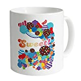 RewindFastForward Official Candy Crush Sweetness Tasse