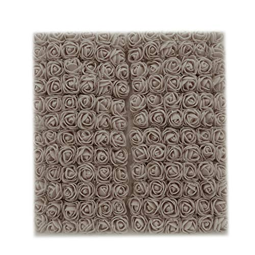 144 Stücke (1 Satz) Wiederverwendbare Künstliche Blume Rose Kopf Schaum Blume für DIY Bouquets Hochzeit Home Dekorationen