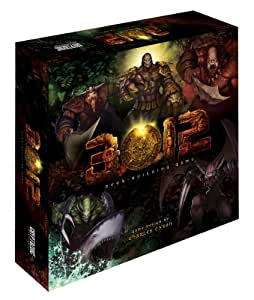 3012 Deck Building Game