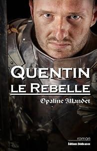 Quentin-le-Rebelle par Opaline Allandet