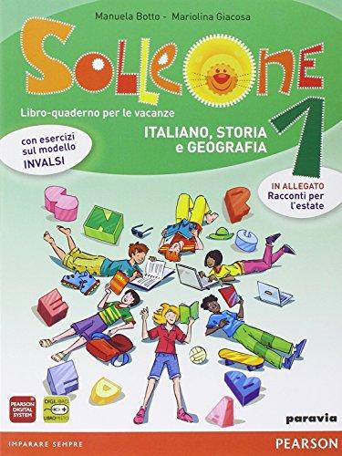 Solleone. Italiano. Storia. Geografia. Racconti. Con espansione online. Per la Scuola media: 1
