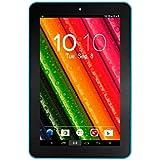 Woxter QX 828GB black, Blue tablette–Tablets (1,5GHz, Arm Cortex-A7, 1Go, DDR3-SDRAM, 8Go, MicroSD (Transflash))