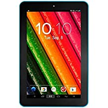 Woxter QX 82 8 GB Black, Blue Tablet – Tablets (1.5 GHz, ARM Cortex-A7, 1 GB, DDR3-SDRAM, 8 GB, microSD (Transflash))