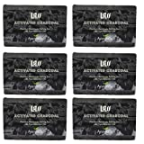 Activated Charcoal Soap by Lass Naturals...