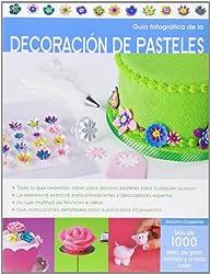 Guía fotográfica de decoración de pasteles