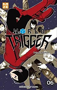 World Trigger Edition simple Tome 6