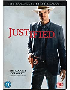 Justified - Season 01 [3 DVDs] [UK Import]