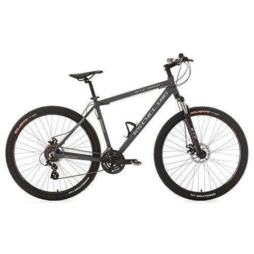 KS Cycling Fahrrad Mountainbike MTB Twentyniner Hardtail GTZ, anthrazit, 29