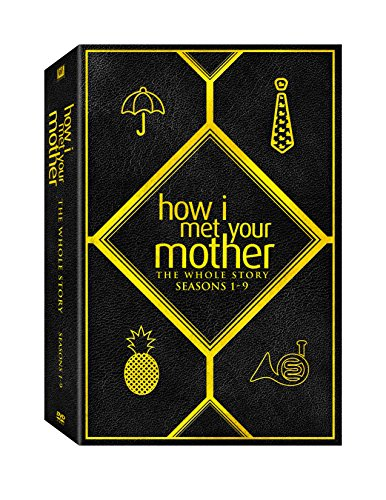 Click for larger image of How I Met Your Mother: The Whole Story [DVD] [Region 1] [US Import] [NTSC]