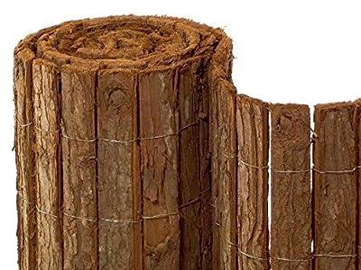 Rindenmatte in vielen Größen - Qualitäts Sichtschutzmatten für Haus und Garten von Bamboogla auf Du und dein Garten