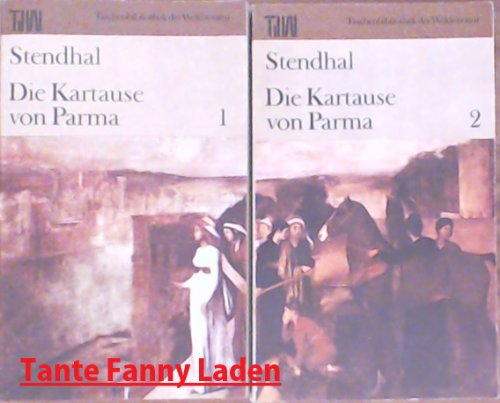Die Kartause von Parma Band 1 und Band 2 komplett