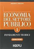 Scarica Libro Economia del settore pubblico 1 (PDF,EPUB,MOBI) Online Italiano Gratis