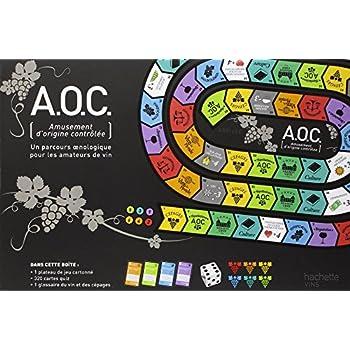 Coffret A.O.C: Amusement d'origine contrôlée
