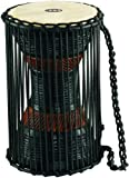 "Meinl Percussion ATD-M - Talking Drum africano, misura media 7"" (17,78 cm), colore: Marrone/nero"