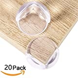 [20pcs] Protection Coin de Table Modoca protecteurs de coin transparent, Protecteurs...