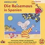 Die Reisemaus in Spanien -