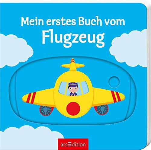 Mein erstes Buch vom Flugzeug (Flugzeug-bilderbuch)