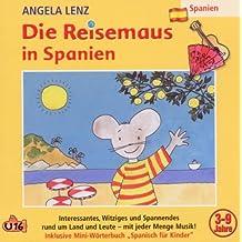 Die Reisemaus in Spanien