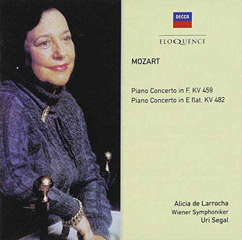 Mozart:Piano Concertos Nos 19 [Import belge]