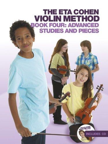 Eta Cohen: Violin Method Book 4 (Sixth Edition)
