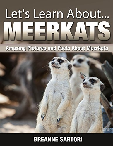 Meerkats: Amazing Pictures and Facts About Meerkats (Let's Learn About) (English Edition)
