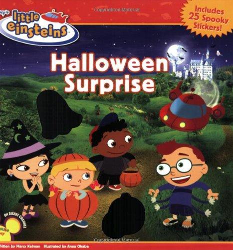 Disney's Little Einsteins Halloween Surprise (Castle Disney-halloween)