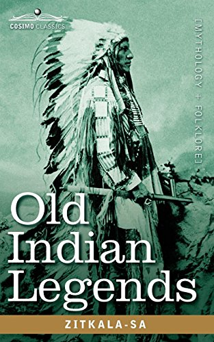 Old Indian Legends Cover Image