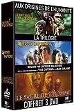 Aux origines de l'humanité - coffret 3 DVD : L'odyssée de l'espèce ; Homo sapiens ; Le sacre de l'homme