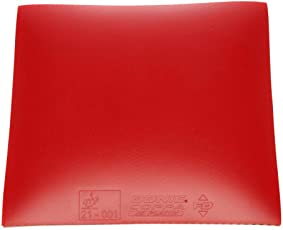 DONIC Coppa Jo Gold Table Tennis Rubber (Red)