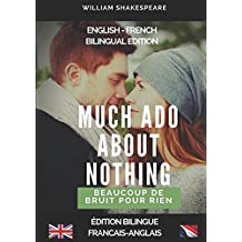 Amazon Fr Much Ado About Nothing Bilingue Poche Et