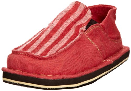 Solerebels 7 13, Mocassins homme Rouge-V.7