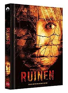 Ruinen - Limited Collectors Edition Mediabook - Limitiert auf 300 Stück Cover D (+ DVD) [Blu-ray]