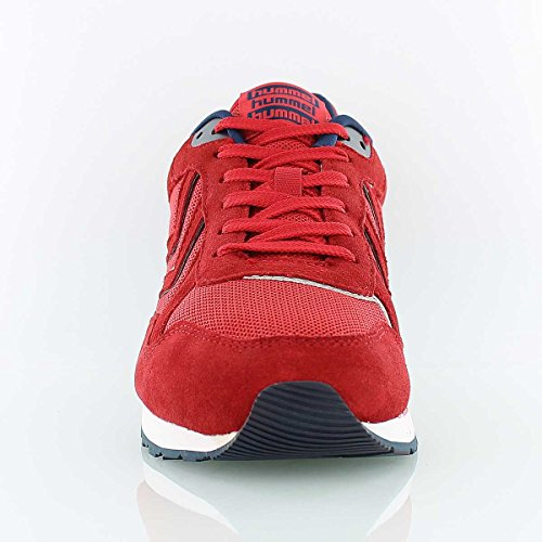 hummel MARATHONA Unisex-Erwachsene Sneakers Ribbon Red