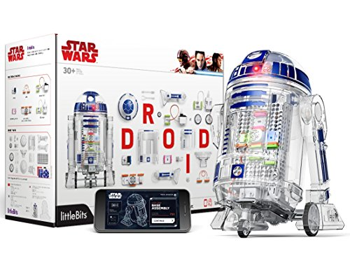 littleBits Star Wars Droid Inventor (Wars Kits Star)