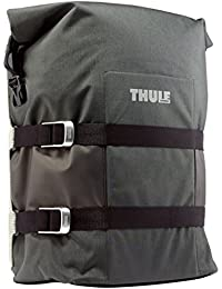 Thule - Big Adventure Saddlebag Pack N Pedal, color negro