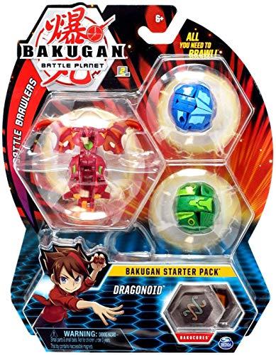 BAKUGAN Starter Pack Dragonoid